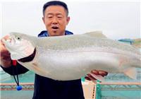 【游钓中国】第二季第31集 大毛筏钓刘家峡 擒获巨物三文鱼