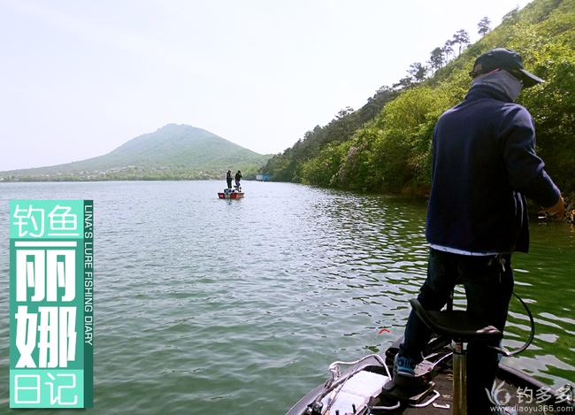 丽娜钓鱼日记(27):仑山湖 III