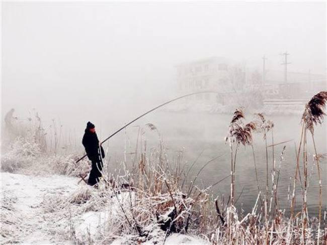 【第十八期征帖赛】浅谈冬钓!让2017最后的时光不再孤独。