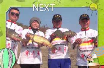 【去钓鱼】第205期 大赛背后的钓鱼人