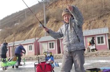 【去钓鱼】第208期 三地冰钓联谊迎冬奥