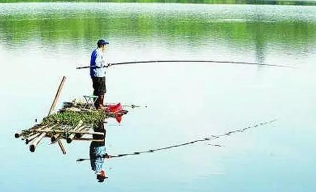 初夏,什么天气适合钓鱼
