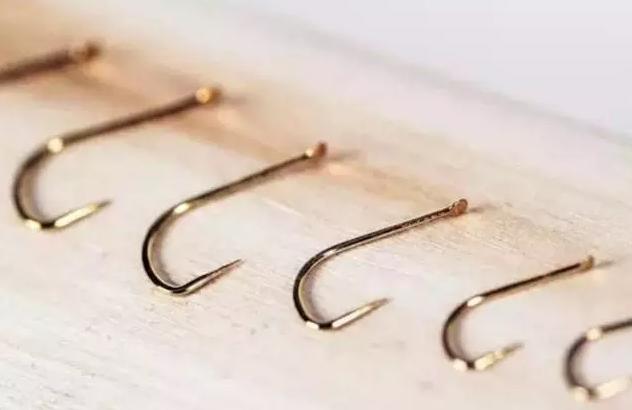 常见鱼钩构型分析,钓什么鱼更适合?