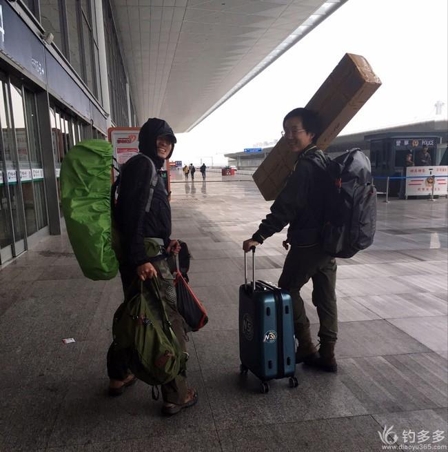 丽娜钓鱼日记43——游钓秦岭 之 渔在熊猫故里