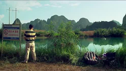 钓鱼人必看,钓鱼远离高压线,公益宣传片