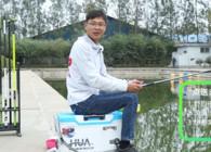 《钓鱼公开课》第75期丨点送式抛竿法(上)
