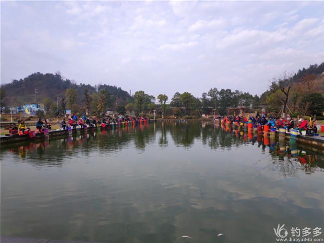 """【原创】2019年""""黄金眼杯""""湖南省钓鱼系列赛(总决赛)分享"""